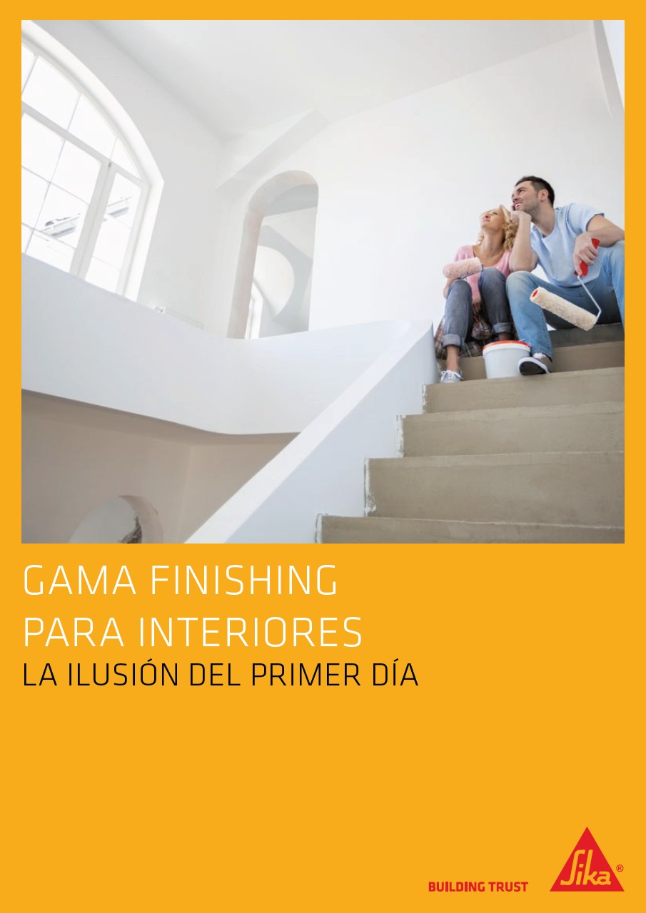 Gama Finishing para Interiores